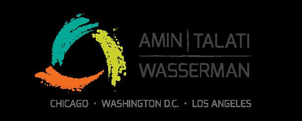 Amin Talati & Wasserman logo